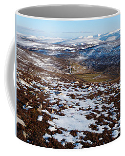 Eastern Cairngorms Coffee Mug