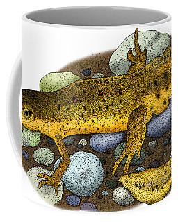 Eastern Newt Coffee Mug