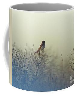 Eastern Phoebe Lacassine Pool  Lacassine Nwr Coffee Mug