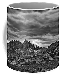 Eastern Sierras Summer Storm Coffee Mug