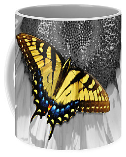 Eastern Tiger Swallow Tail  Coffee Mug