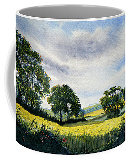 Eastfields From Woldgate Coffee Mug