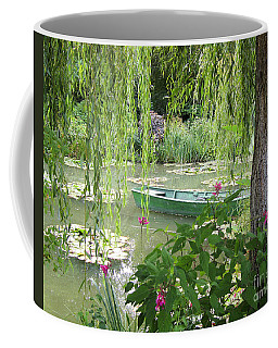 Coffee Mug featuring the photograph Easy Living by Victoria Harrington
