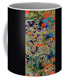 Ebb And Flow Coffee Mug by Jacqueline McReynolds
