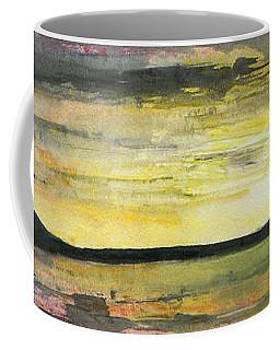 Ebb Of Sol Coffee Mug