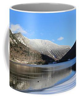Echo Lake Franconia Notch Coffee Mug