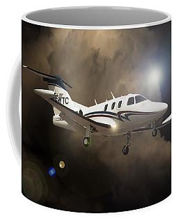 Eclipse Landing Coffee Mug