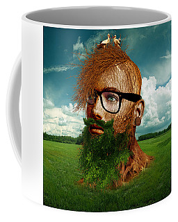Eco Hipster Coffee Mug