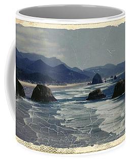 Ecola Sea Stacks Coffee Mug