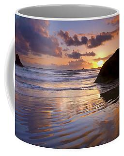 Ecola Sunset Coffee Mug