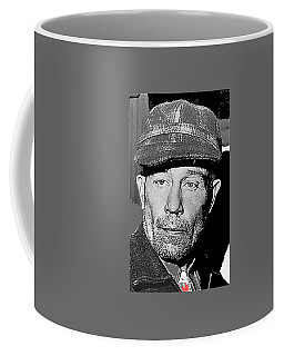 Ed Gein The Ghoul Who Inspired Psycho Plainfield Wisconsin C.1957-2013 Coffee Mug