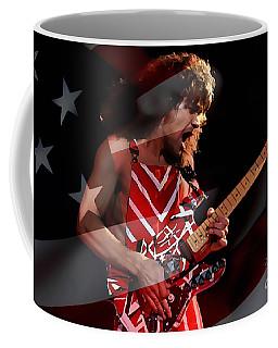 Eddie Van Halen Coffee Mug