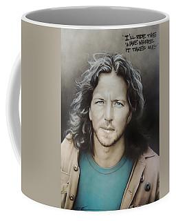 Eddie Vedder Coffee Mug