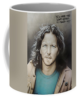 Eddie Vedder Coffee Mug