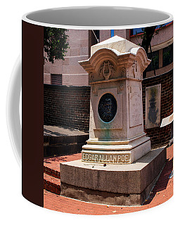 Edgar Allan Poe Tomb Coffee Mug