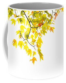 Edge Of The Season Coffee Mug