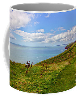 Edge Of The World Coffee Mug