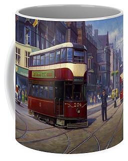 Edinburgh Tram 1953. Coffee Mug