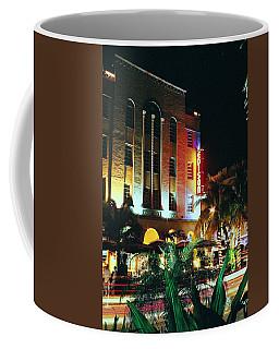 Edison Hotel Film Image Coffee Mug