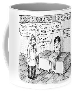 Edna's Doctor Fantasy Coffee Mug