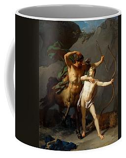 Education Of Achilles Coffee Mug