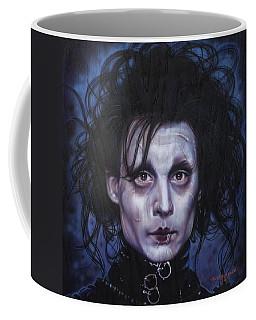 Edward Scissorhands Coffee Mug