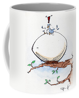 Eggbert Coffee Mug