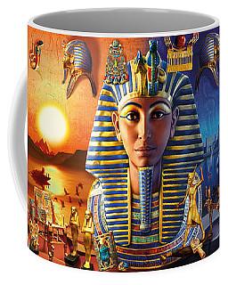 Egyptian Triptych 2 Coffee Mug