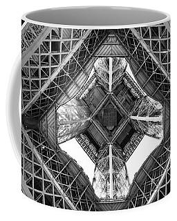 Eiffel Abstract Coffee Mug