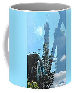 Eiffel Collage Coffee Mug