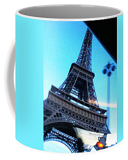 Eiffel In Motion Coffee Mug