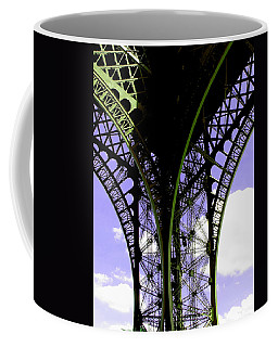 Eiffel Lace Coffee Mug