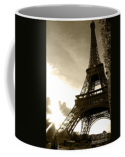 Eiffel Tower 9 Coffee Mug by Micah May