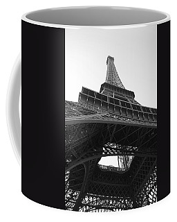 Eiffel Tower B/w Coffee Mug