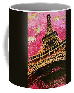 Eiffel Tower Iconic Structure Coffee Mug