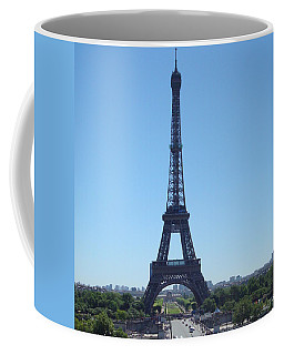 Eiffel Tower Coffee Mug by Kay Gilley