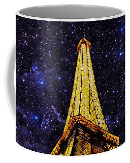Eiffel Tower Photographic Art Coffee Mug