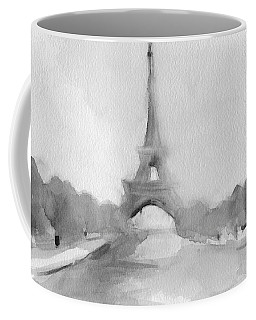 Abstract Landscape Coffee Mugs