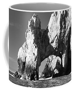 El Arco In Black And White Coffee Mug