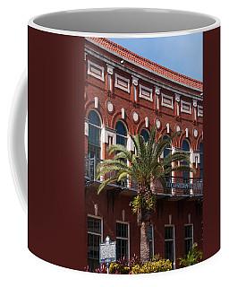 El Centro Espanol De Tampa Coffee Mug by Paul Rebmann