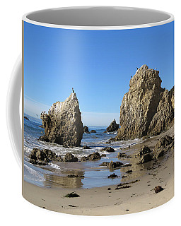 El Matador Beach Coffee Mug