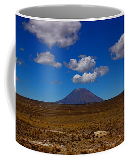 El Misti Coffee Mug