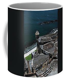 El Morro From Above Coffee Mug