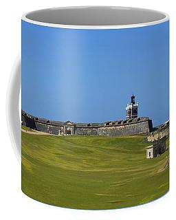 El Morro Panorama Coffee Mug