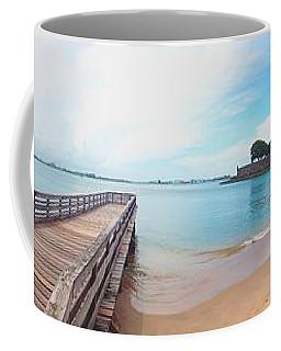 El Morro San Juan Coffee Mug