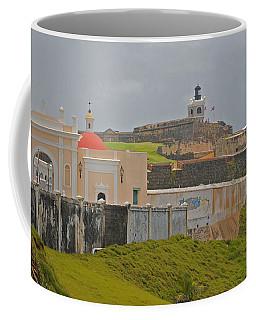 Scenic El Morro Coffee Mug