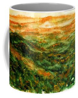 El Yunque Rainforest Coffee Mug