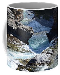 Elbow Falls Coffee Mug by Cheryl Miller