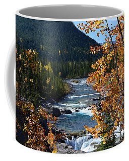 Elbow River View Coffee Mug