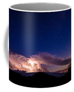Electric Heavens 1 Coffee Mug